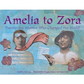 PenguinRandomHouse Amelia to Zora