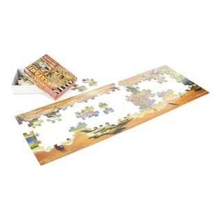 Melissa & Doug Safari Floor Puzzle - 100 Pieces