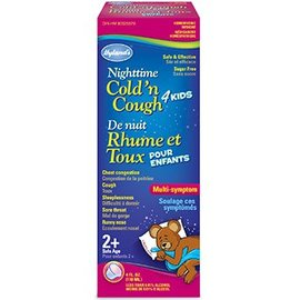 Hyland's Hyland's Nighttime Cold 'n Cough 4 Kids