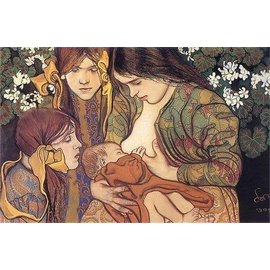 Enchanted Forest Breastfeeding Cafe