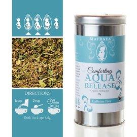 Matraea Comforting Aqua Release Tea 35g   (Certified Organic)