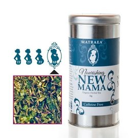 Matraea Nourishing New Mama Tea 45g   (Certified Organic)