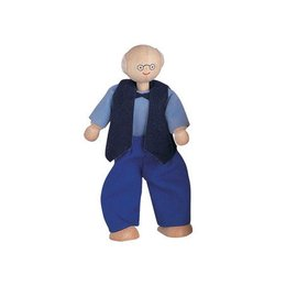 PlanToys Grandfather Doll