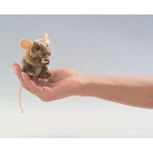 Folkmanis Field Mouse Finger Puppet