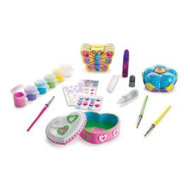 Melissa & Doug Decorate-Your-Own Favorite Things Set