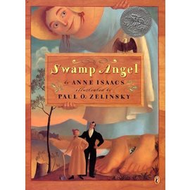 PenguinRandomHouse Swamp Angel by Anne Isaacs