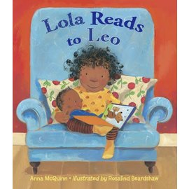 PenguinRandomHouse Lola Reads to Leo