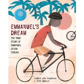 PenguinRandomHouse Emmanuel's Dream: The True Story of Emmanuel Ofosu Yeboah