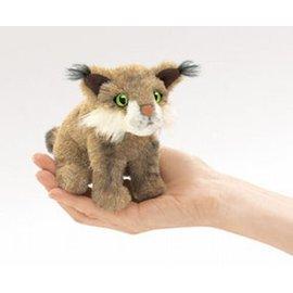 Folkmanis Bobcat Finger Puppet