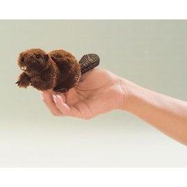 Folkmanis Beaver Finger Puppet