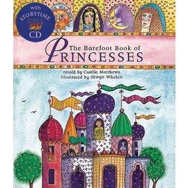 Barefoot Books Barefoot Books of Princesses w/CD