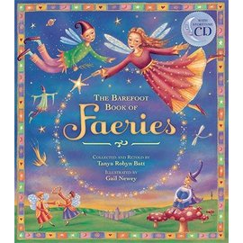 Barefoot Books Barefoot Books of Faeries w/CD