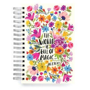 Ecojot World is Full of Magic Journal