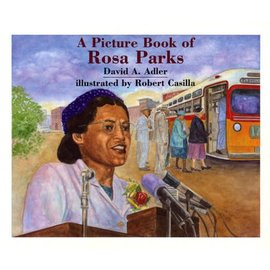 PenguinRandomHouse A Picture Book of Rosa Parks