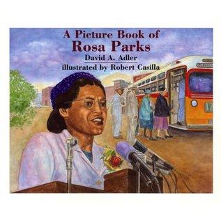PenguinRandomHouse A Picture Book of Rosa Parks
