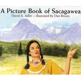 PenguinRandomHouse A Picture Book of Sacagawea