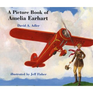 PenguinRandomHouse A Picture Book of Amelia Earhart