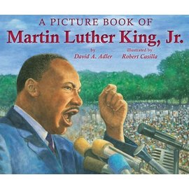 PenguinRandomHouse A Picture Book of Martin Luther King, Jr.