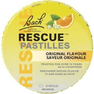 Bach Bach's Rescue Remedy Pastilles