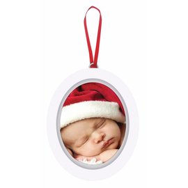 Pearhead Baby's First Christmas Wooden Ornament