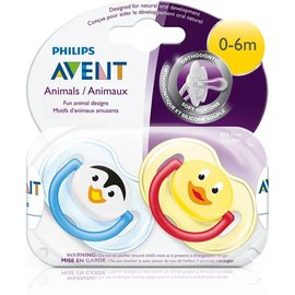 Phillips Avent Animal Pacifier