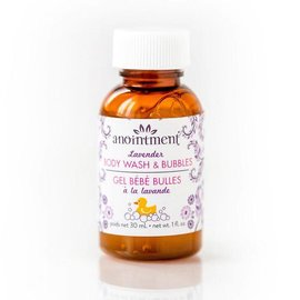 Anointment Anointment Lavender Bubble Bath Travel Size