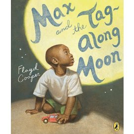 PenguinRandomHouse Max and the Tag-Along Moon