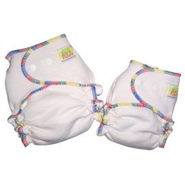 AMP Diapers AMP Hemp Fitted Diaper