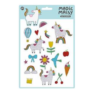 Magic Maisy Magic Maisy Glitter Iron-on Patches