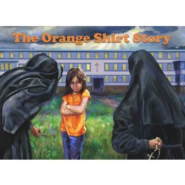 Medicine Wheel Education Orange Shirt Story (French)