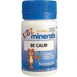 Hyland's Kidz Minerals - Be Calm