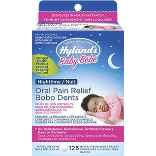 Hyland's Nighttime Oral Pain Relief