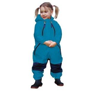 Tuffo Muddy Buddy Waterproof Coveralls/Rainsuit - Blue