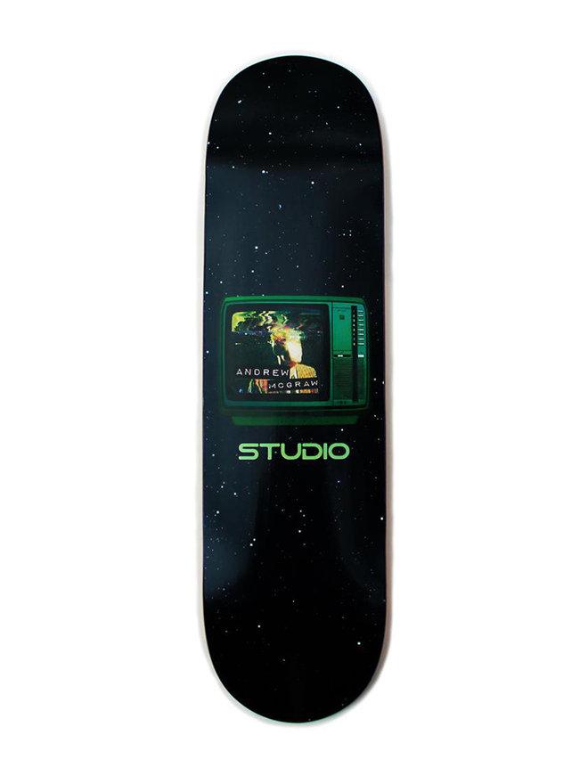 39fc609f34c97e Studio skateboards STUDIO | MCGRAW SPACE GOD
