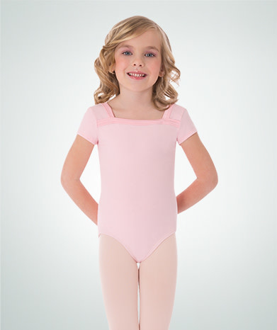 Body Wrappers 2671 Cap Sleeve Leotard -