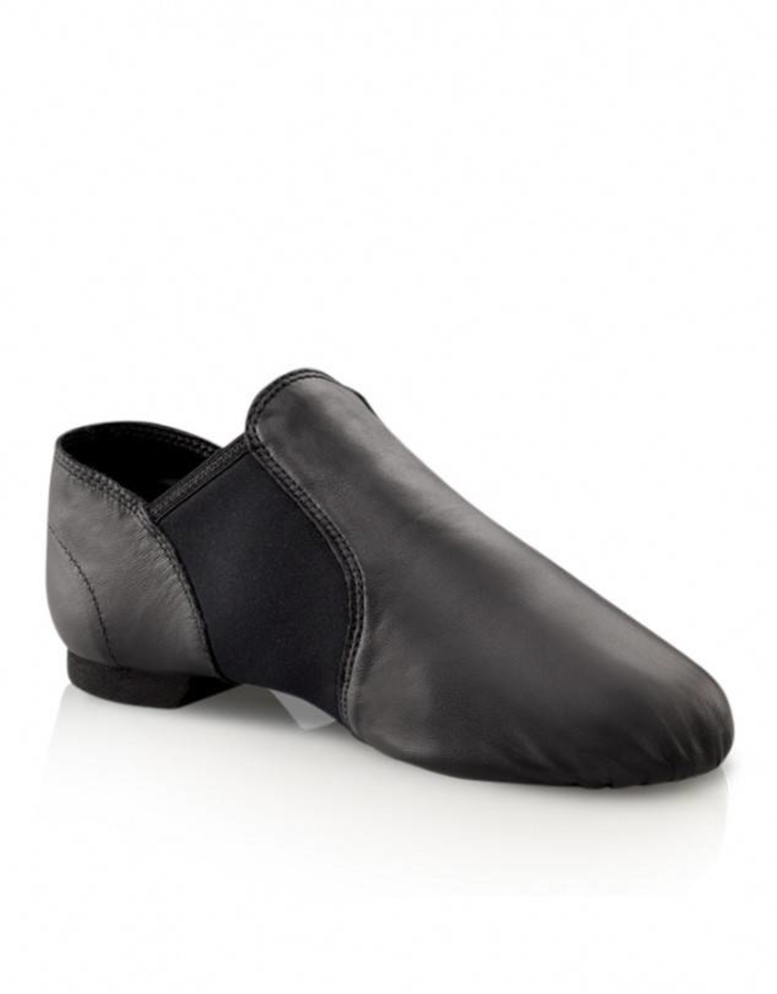 Capezio EJ2 Adult Slip-On Jazz Split Sole Stretch Boot