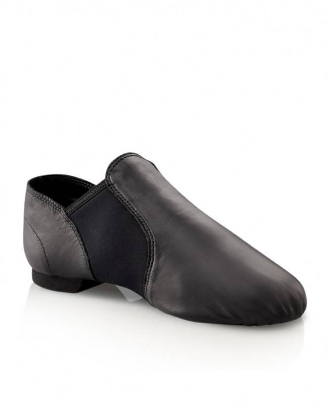 Capezio EJ2 Adult Slip-On Jazz Split Sole Stretch Boot