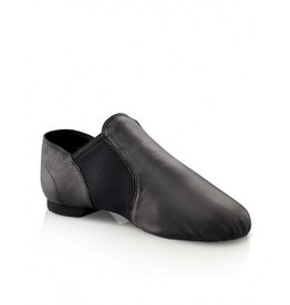 Capezio EJ2A Adult Slip-On Jazz Split Sole Stretch Boot