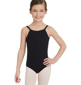 Capezio TB1420C  Children's Cami Leotard w/Adjustable Straps