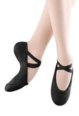 Bloch S0277L Pump Split Sole Canvas Ballet Shoe