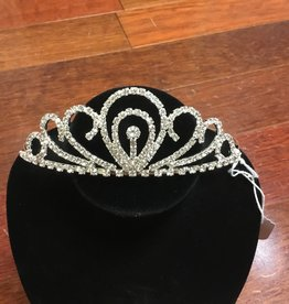 Little Bo-teek 2222 Large Rhinestone Tiara