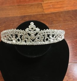 Little Bo-teek 2355 Large Rhinestone Tiara