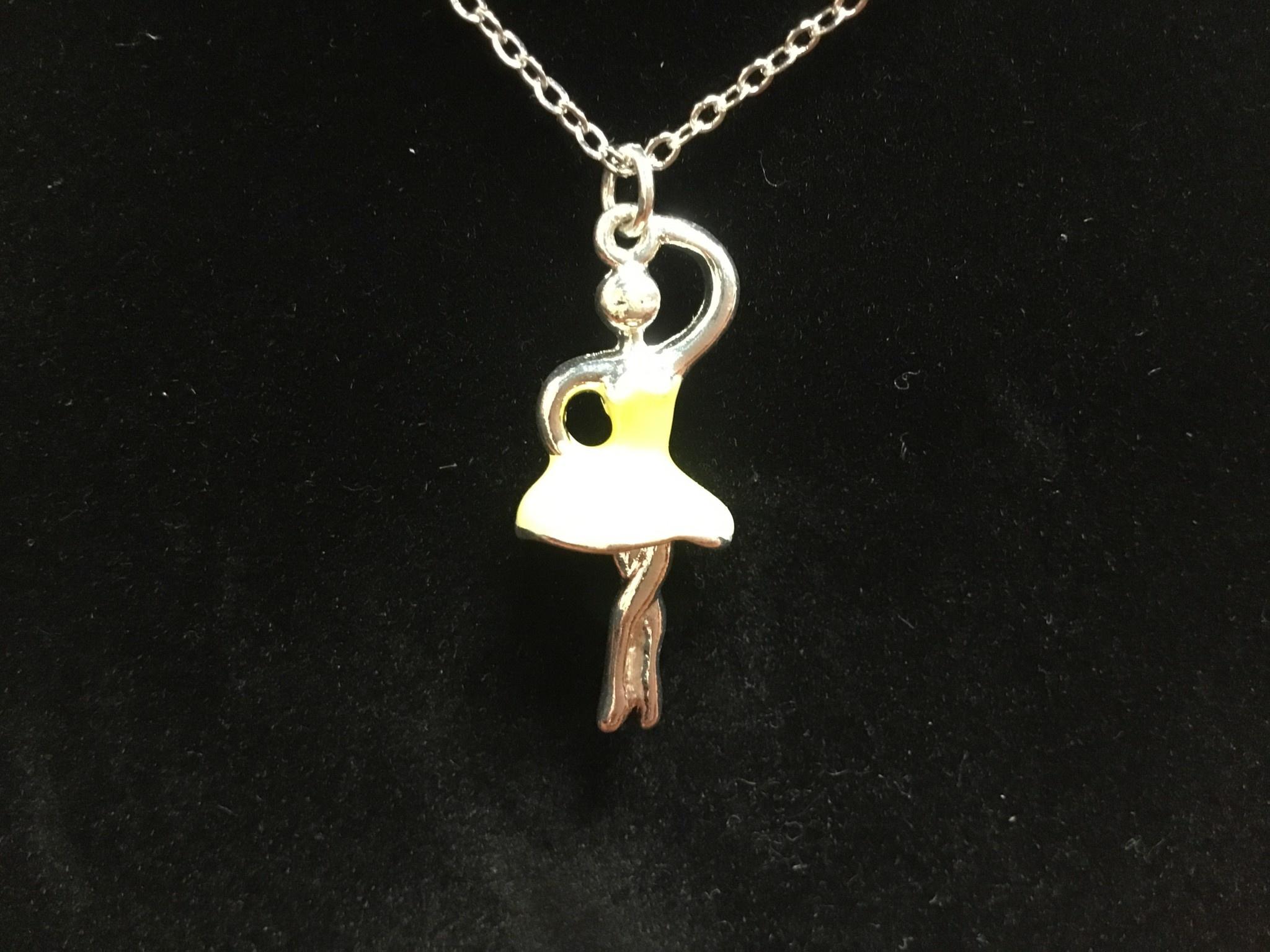 Little Bo-teek 2646 Ballet Necklace