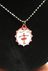 Little Bo-teek 55 Ballerina Pendant Necklace