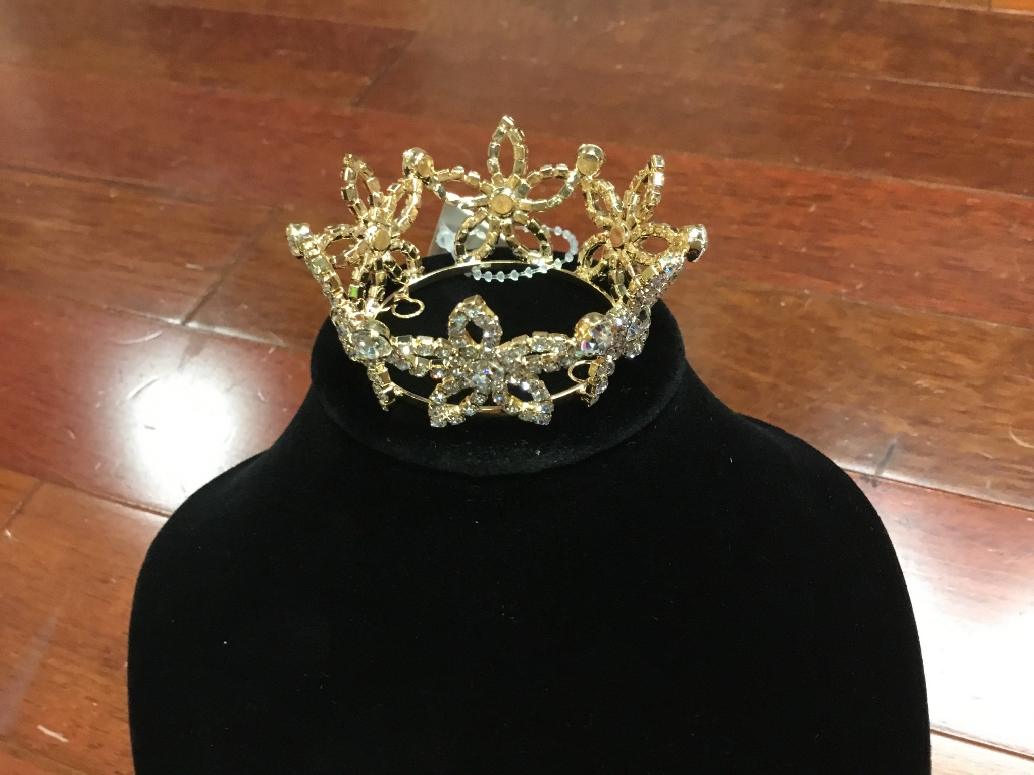 Little Bo-teek 2352 Rhinestone Crown