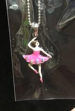 Little Bo-teek 2275 Ballerina Necklace - Passe