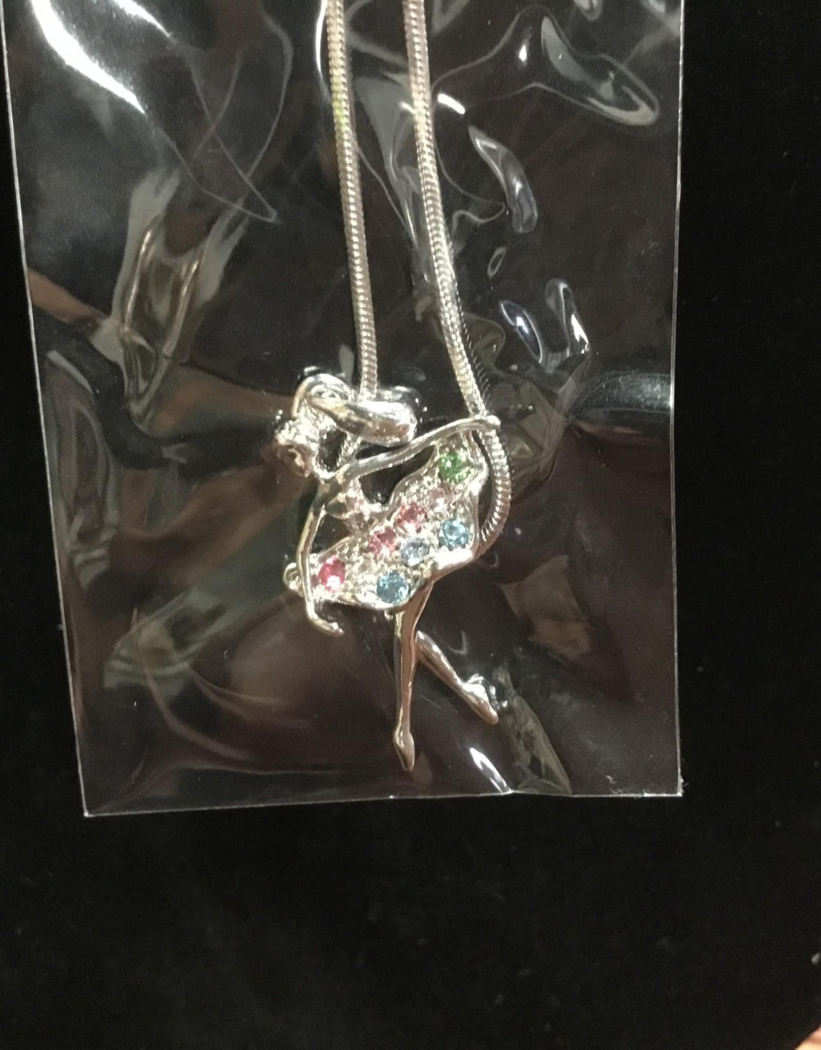 Little Bo-teek 2283 Ballerina Necklace