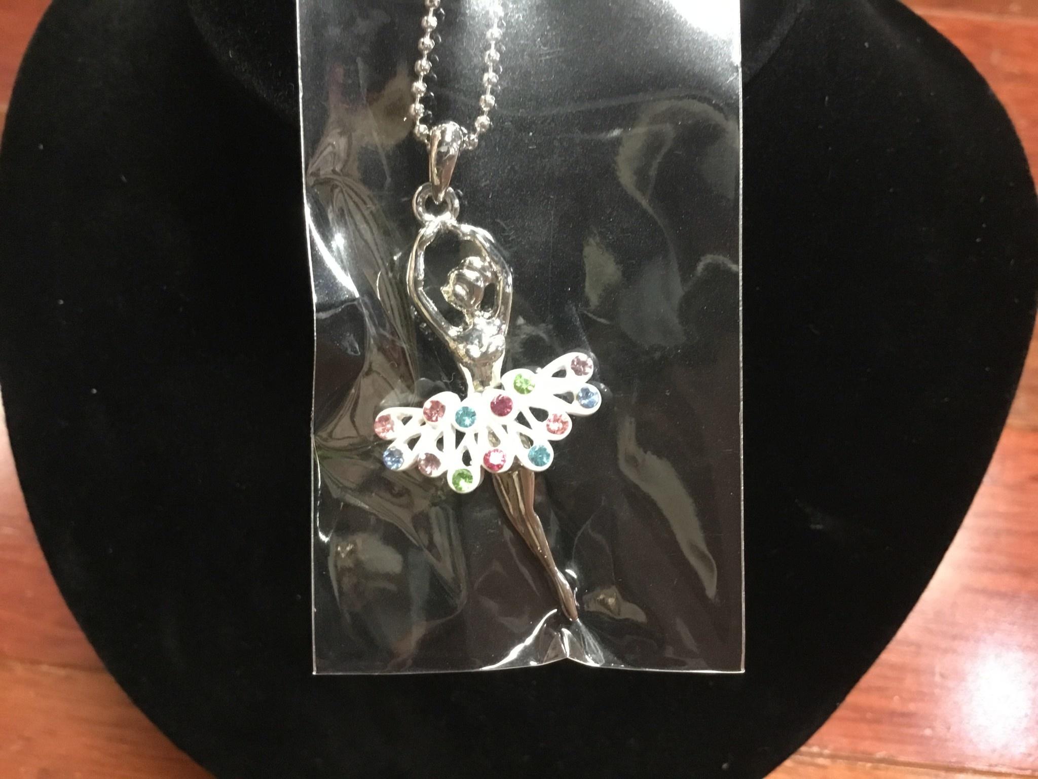 Little Bo-teek 2274 Ballet Necklace - Sus-sous