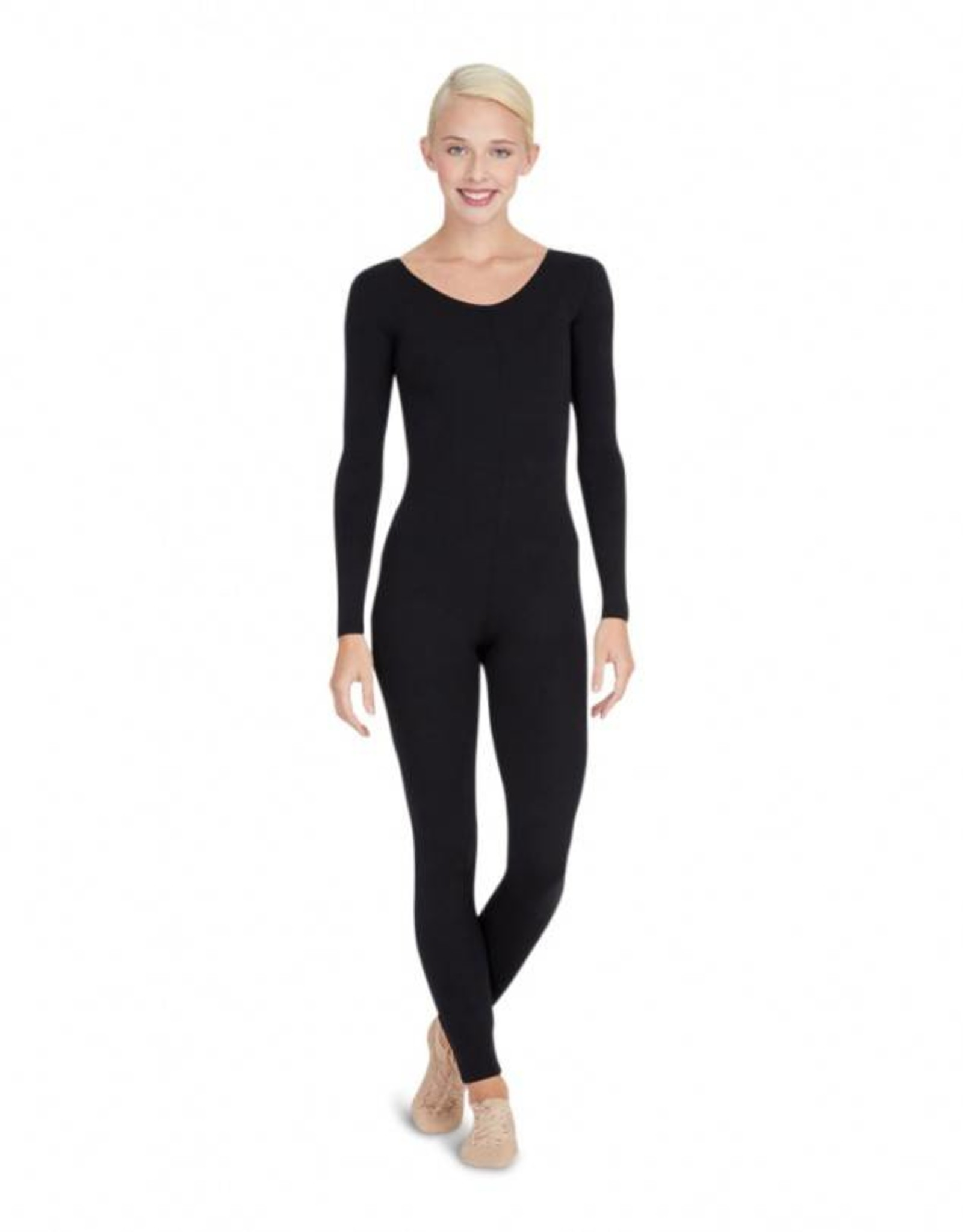 Capezio TB114 Adult Long Sleeve Unitard