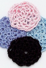 Dasha Designs 2119-Pk Tape Crochet Buncover